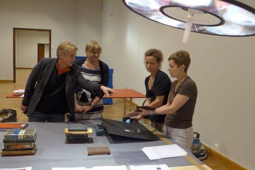 Rothko's books