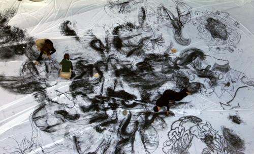 Monika Weiss's work